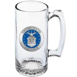Air Force Super Stein - Enameled
