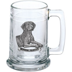 German Pointer Stein