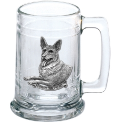 German Shepherd Stein