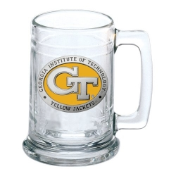 "Georgia Institute of Technology ""GT"" Stein - Enameled"
