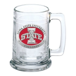 "Iowa State University ""I"" Stein - Enameled"