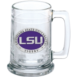 Louisiana State University Stein - Enameled