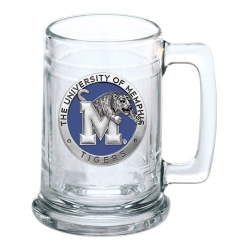University of Memphis Stein - Enameled