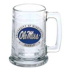 University of Mississippi Stein - Enameled
