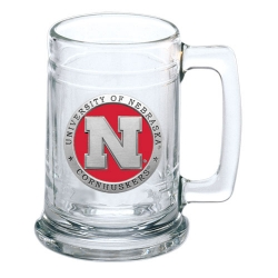 University of Nebraska Stein - Enameled