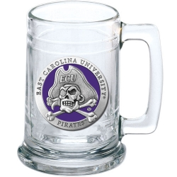 East Carolina University Stein - Enameled