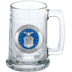 Air Force Stein - Enameled