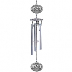 "Texas Christian University 16"" Wind Chime"