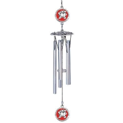 "University of Maryland 16"" Wind Chime - Enameled"