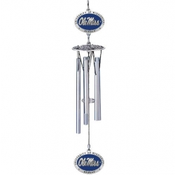 "University of Mississippi 16"" Wind Chime - Enameled"