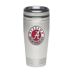 "Alabama ""A"" Crimson Tide Thermal Drink - Enameled"