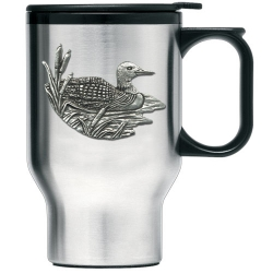 Loon Thermal Travel Mug