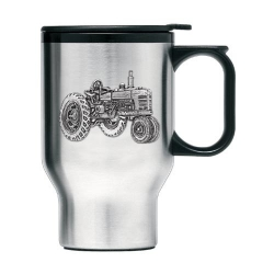 Tractor Thermal Travel Mug