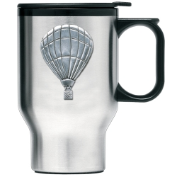 Hot Air Balloon Thermal Travel Mug