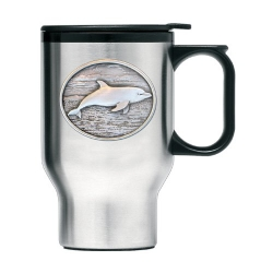 Dolphin Thermal Travel Mug