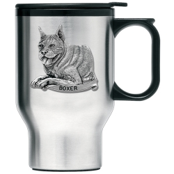 Boxer Thermal Travel Mug