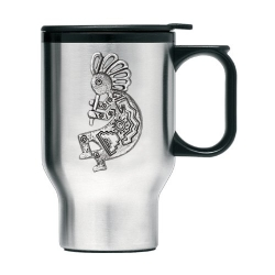 Kokopelli Thermal Travel Mug