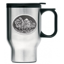 Buffalo Thermal Travel Mug #2