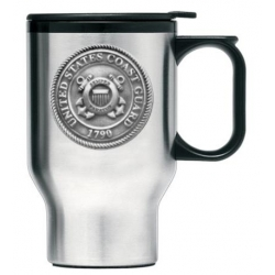 Coast Guard Thermal Travel Mug