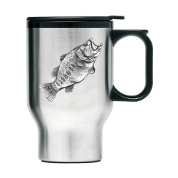 Bass Thermal Travel Mug