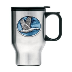 Canadian Goose Thermal Travel Mug - Enameled