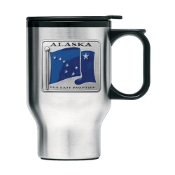 Alaska Thermal Travel Mug - Enameled