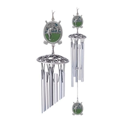 "Golf ""Putter"" 24"" Wind Chime - Enameled"