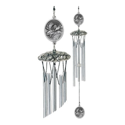 "Moose 24"" Wind Chime"