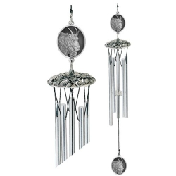 "Mountain Goat 24"" Wind Chimes"