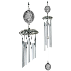 "Mountain Lion 24"" Wind Chimes"