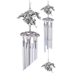 "Trumpet Angel 24"" Wind Chime"