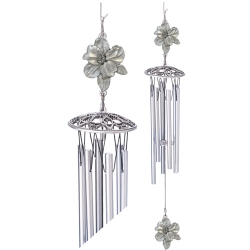 "Apple Blossom 24"" Wind Chime"