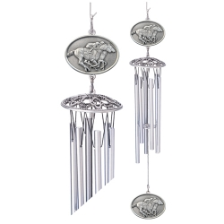 "By A Nose 24"" Wind Chime"