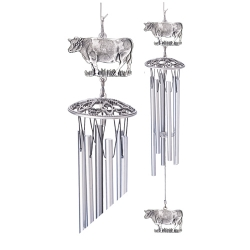 "Cow 24"" Wind Chime"