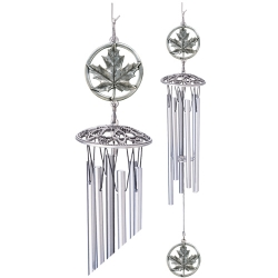 "Maple 24"" Wind Chime"