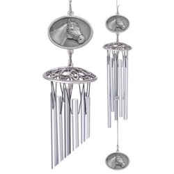 "Racehorse 24"" Wind Chime"