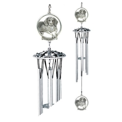 "Beagle 24"" Wind Chime"
