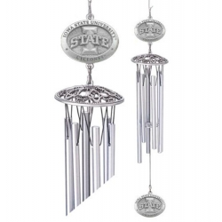 "Iowa State University ""I"" 24"" Wind Chime"