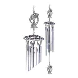 "Cowboy Hat 24"" Wind Chime"