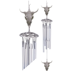 "Longhorn 24"" Wind Chime"