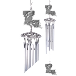 "Louisiana 24"" Wind Chime"