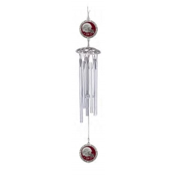 2013 BCS National Champions Florida State Seminoles Wind Chime - Enameled
