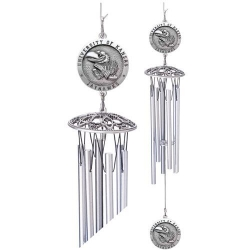 "University of Kansas 24"" Wind Chime"