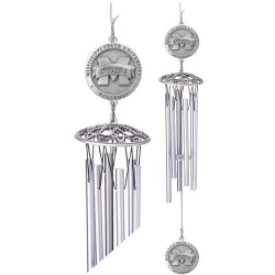 "Mississippi State University ""M"" 24"" Wind Chime"