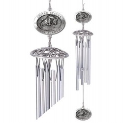"Naval Academy ""Bill the Goat"" 24"" Wind Chime"