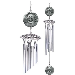 "Ohio State University 24"" Wind Chime"