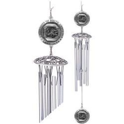 "University of South Carolina ""Gamecocks"" 24"" Wind Chime"