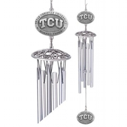 "Texas Christian University 24"" Wind Chime"