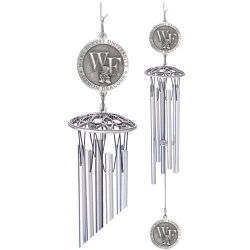 "Wake Forest University ""WF"" 24"" Wind Chime"