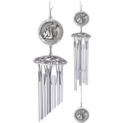 "Washington State University 24"" Wind Chime"